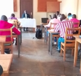 FORMATION BIBLIQUE DES CATECHISTES DU DIOCESE CATHOLIQUE DE MUYINGA DU 14-17/9/2020