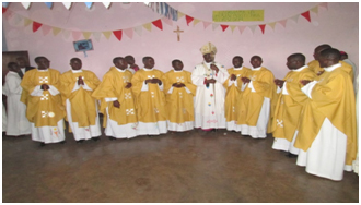 gitega ordination