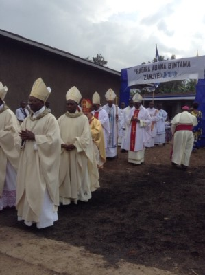 ordination episc nyundo